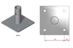 Rigid Base Plate
