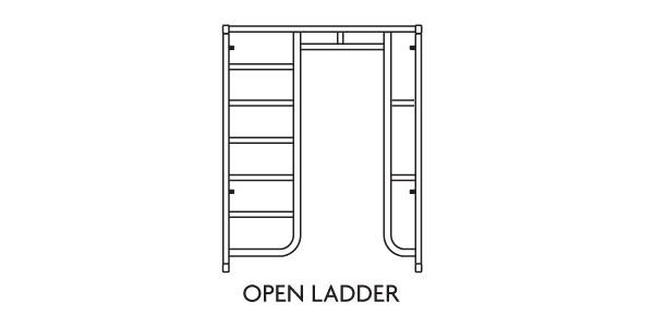 Open Ladder Frame