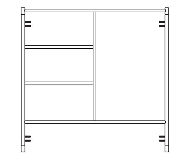 step-frame